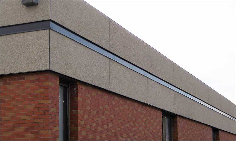 Concrete Cladding Panels : Concrete cladding synstone product image galleries