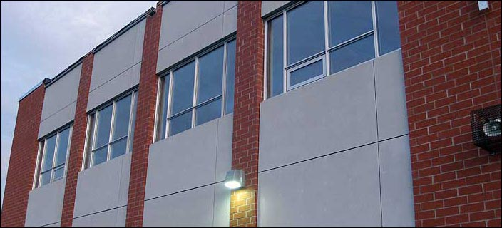 Kawneer Spandrel Panel Metal Spandrel
